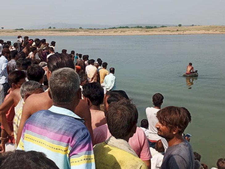 कोटा में नाव पलटने से 11 लोगों की मौत