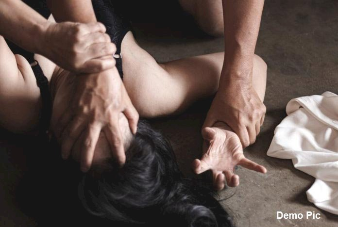 नाबालिग को चाकू दिखाकर 7-8 माह से कर रहा था बलात्कार, मामला दर्ज, आरोपी गिरफ्तार
