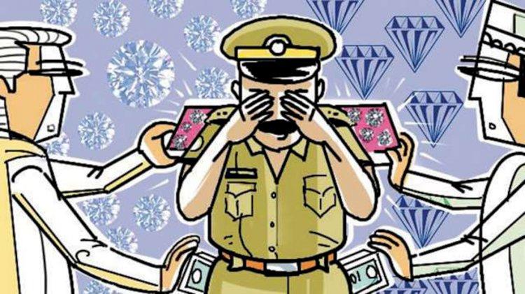 दौसा पुलिस अधीक्षक के नाम से हर महीने 4 लाख रुपए लेने वाला दलाल दबोचा, कंपनी के मालिक ने भी कहा रिश्वतखोर है पुलिस