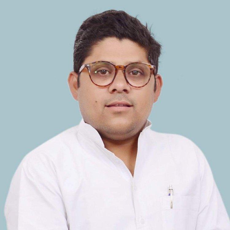 काजी फरहान ने प्रियंका गांधी की रैली को सफल बनाने के लिए गांव दर गांव किया जनसम्पर्क
