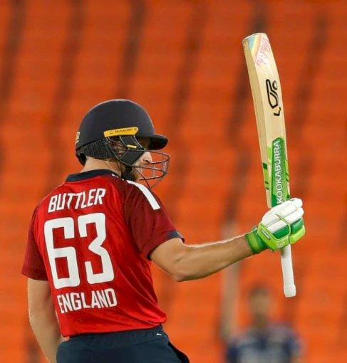 इंग्लैंड ने भारत को तीसरे टी-20 मैच में 8 विकेट से हराया, बटलर की शानदार पारी ने बदली मैच की तस्वीर