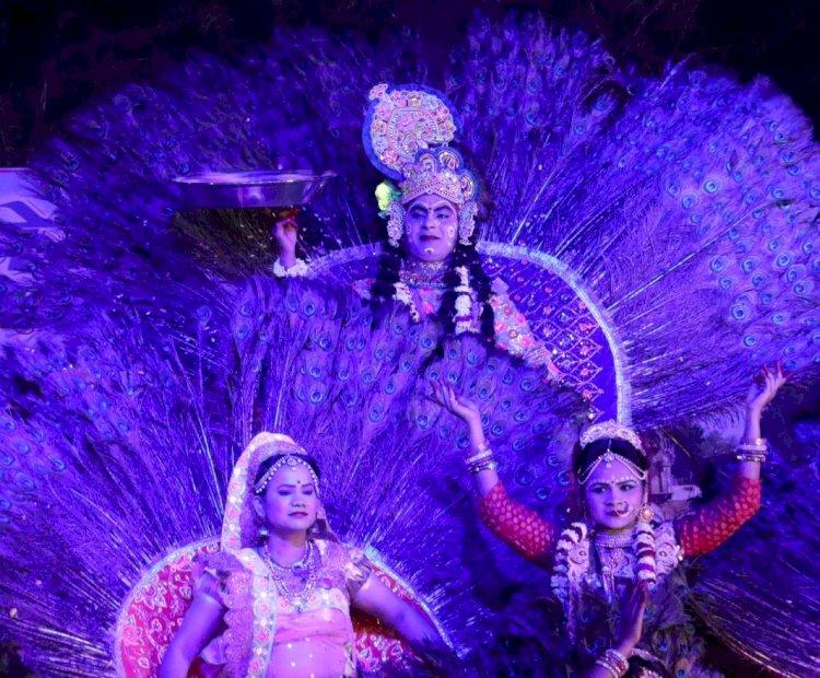 ब्रज होली महोत्सव में लोक कलाकारों की मंत्रमुग्ध प्रस्तुतियां, खेलकूद प्रतियोगिताओं के साथ सांस्कृतिक प्रस्तुतियों ने बांधा समां