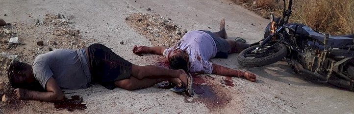छत्तीसगढ़ के सुकमा जिले में 2 पुलिस जवानों की हत्या, पुलिस थाने से महज आधा किलोमीटर दूर धारदार हथियार वारदात को अंजाम
