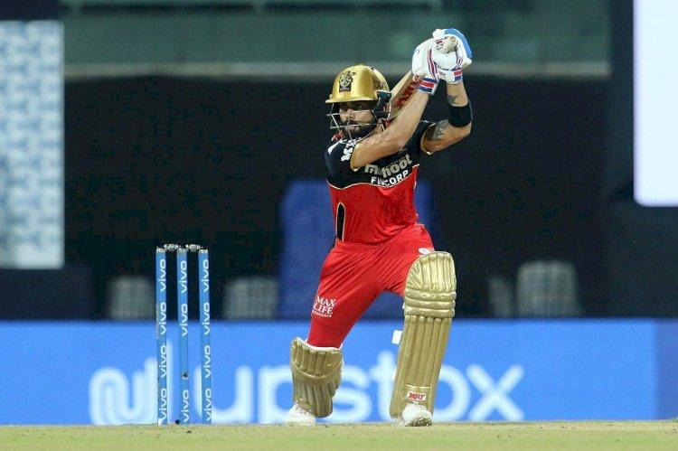 भारतीय क्रिकेट टीम के कप्तान कोहली दशक के सर्व श्रेष्ठ खिलाड़ी