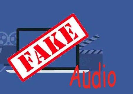 सोशल  मीडिया पर जालोर कलेक्टर के नाम से वायरल हो रहा है  ऑडियो