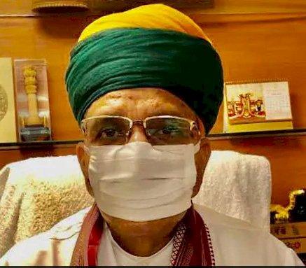 केंद्रीय राज्यमंत्री ने ऑक्सीजन और रेमडेसिविर आवंटन में राजस्थान सीएम के बयानों को बताया गलत