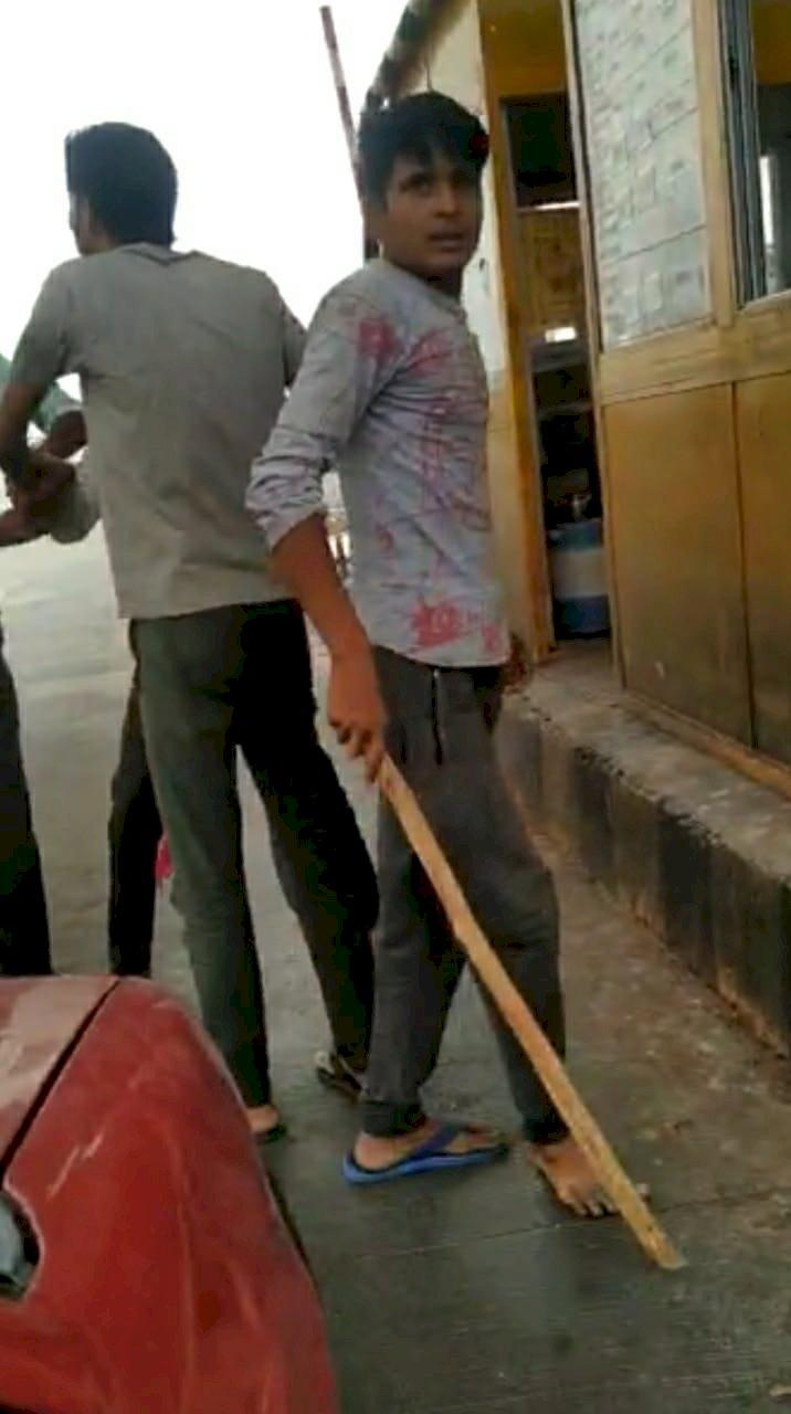 पाली के नाना से बड़ी खबर, वरावल टोल प्लाजा पर टोलकर्मियों की खुलेआम गुंडागर्दी, बारात की गाडी पर किया हमला