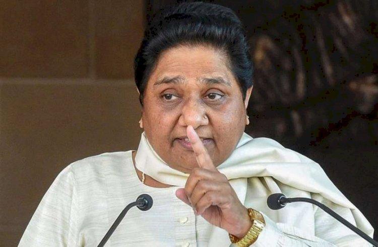 उत्तर प्रदेश चुनाव से पूर्व बीएसपी प्रमुख ने खेला जाति कार्ड, 23 जुलाई से शुरू होगा ब्राह्मण सम्मेलन