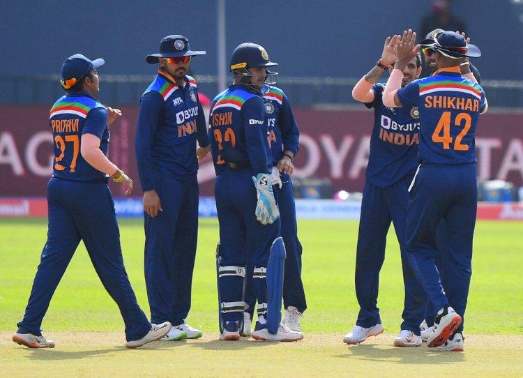 कोलंबो में भारत-श्रीलंका वन डे सीरीज का पहला मैच भारत के नाम, दूसरा वन डे मैच 20 को